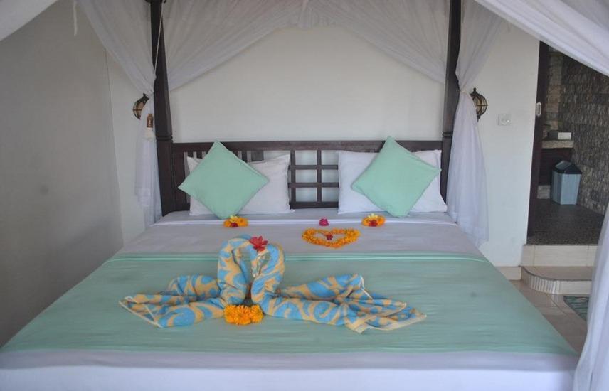 Titi Sedana Homestay Bali - Kamar tidur