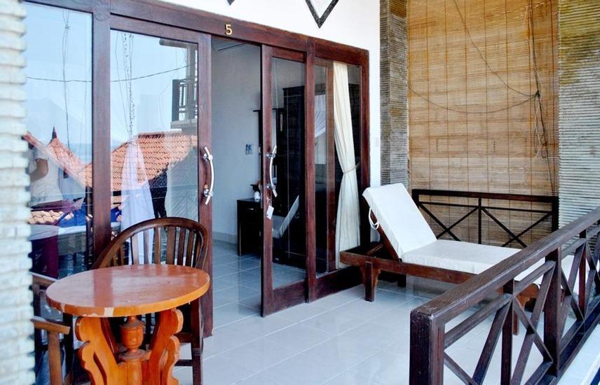 Titi Sedana Homestay Bali - pemandangan