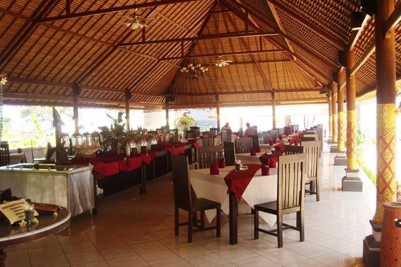 Sunari Beach Resort Bali - Blue Royal Beach Restaurant