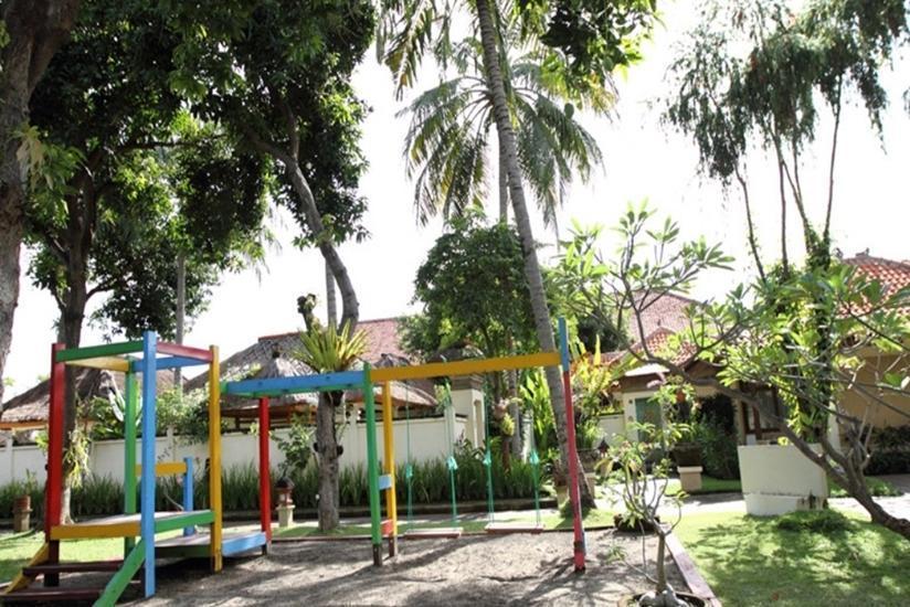 Sunari Beach Resort Bali - Taman Bermain Anak anak
