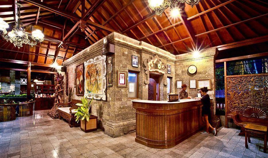 Sari Bunga Hotel Bali - Reception