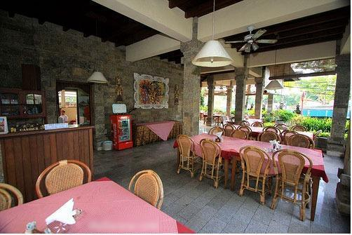 Sari Bunga Hotel Bali - Restaurant