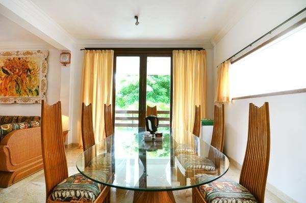 Sari Bunga Hotel Bali - Living Room