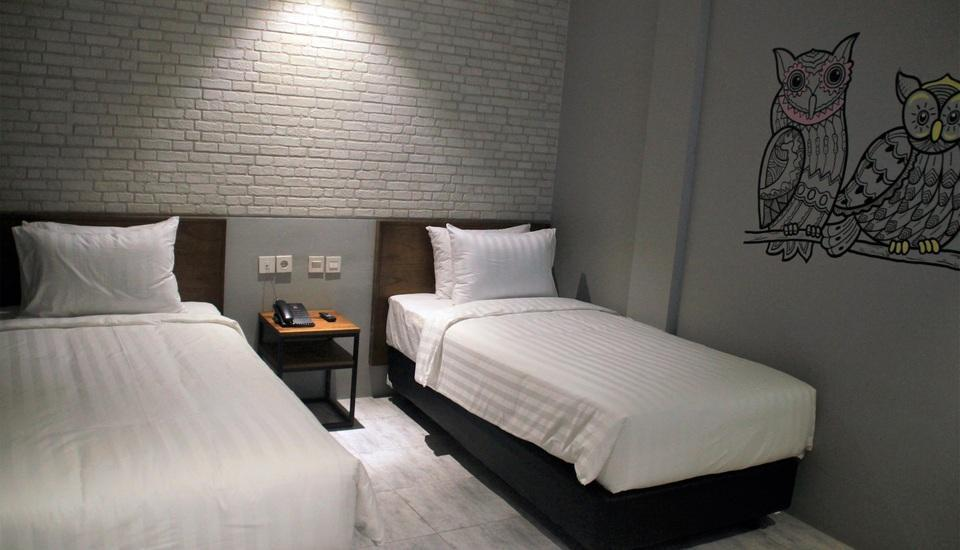 Nite & Day Surabaya - Kedungdoro Surabaya - Starry Nite Room Regular Plan