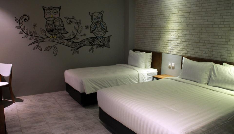 Nite & Day Surabaya - Kedungdoro Surabaya - Moonlite Nite Room Regular Plan
