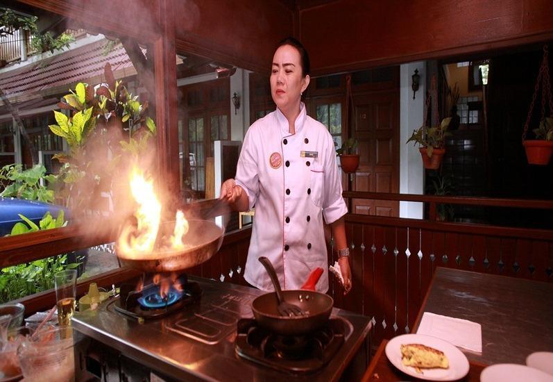 Paku Mas Hotel Yogyakarta - Chef Live