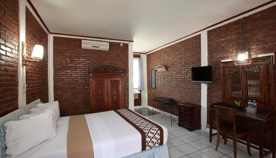 Paku Mas Hotel Yogyakarta - Standart Room Regular Plan
