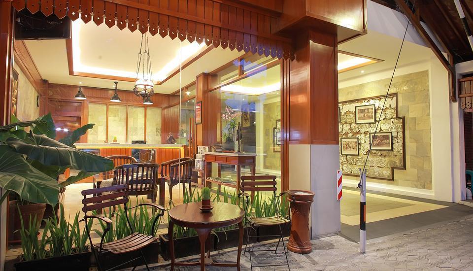 Paku Mas Hotel Yogyakarta - Lobby