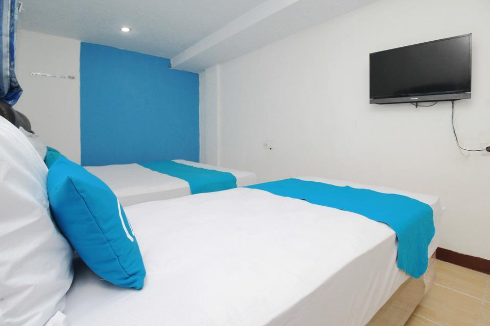Airy Eco Japaris Medan Area Rahmadsyah 293 - Superior Family Room Only Special Promo Jan 28