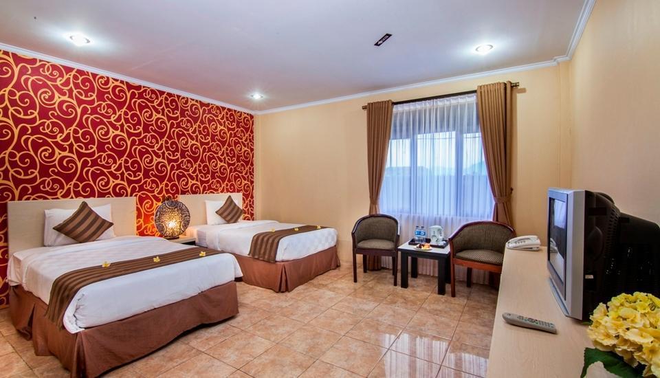 Grand Prioritas Hotel Bogor - Deluxe Twin