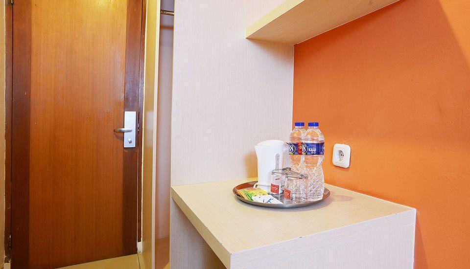 ZenRooms Pasteur Babakan Jeruk - Fasilitas teh dan kopi