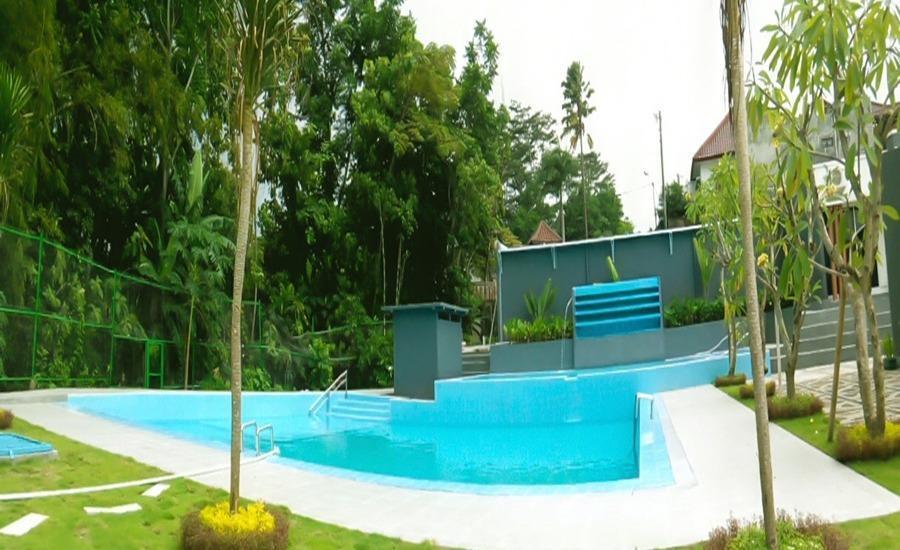 Jogja Amazon Green Yogyakarta - Kolam Renang