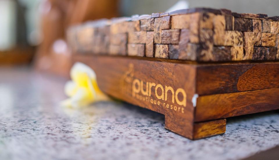Purana Boutique Resort Bali - 1