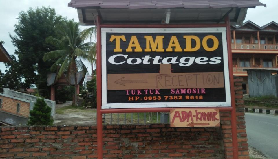 Tamado Cottages Samosir - Exterior