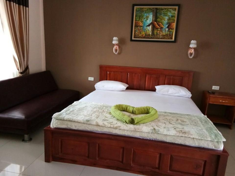 Tamado Cottages Samosir - KAMAR MODERATE