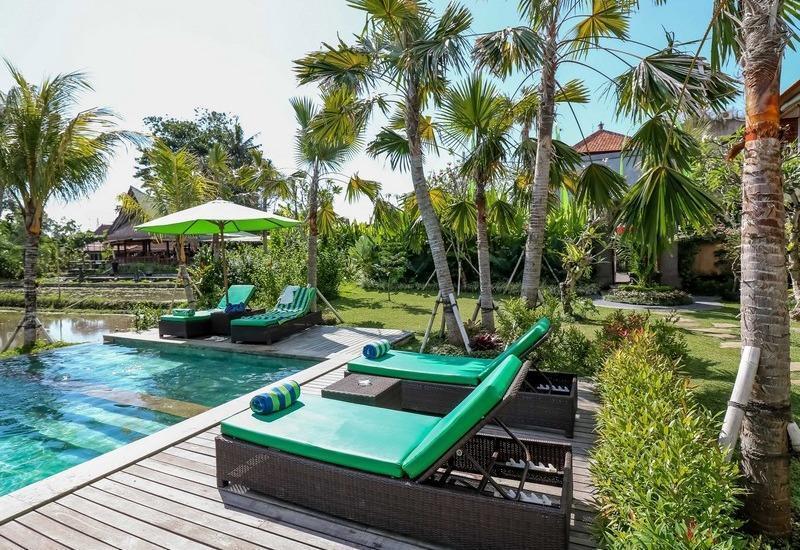 NIDA Rooms Ubud Monkey Forest 2112 Bali - Kolam Renang