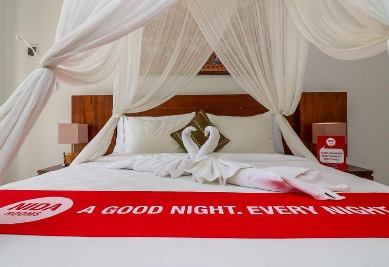 NIDA Rooms Ubud Monkey Forest 2112 Bali - Double Room Double Occupancy Special Promo
