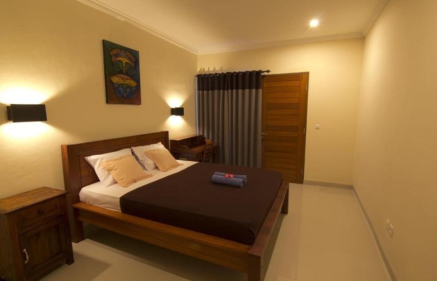 Donna Homestay Bali - Kamar tidur