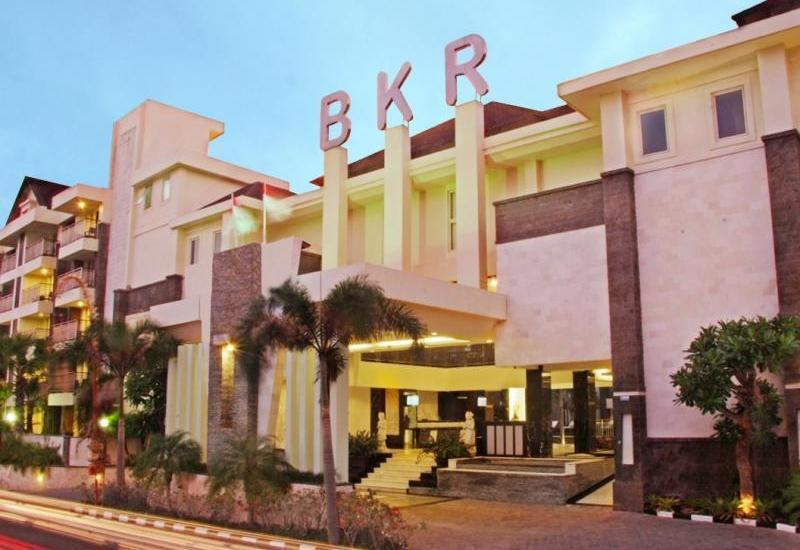 Bali Kuta Resort Bali - Tampilan Luar Hotel