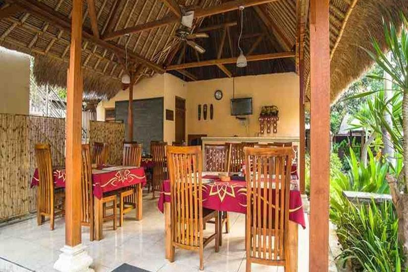 The Nichos Bungalow Bali - Ruang Makan