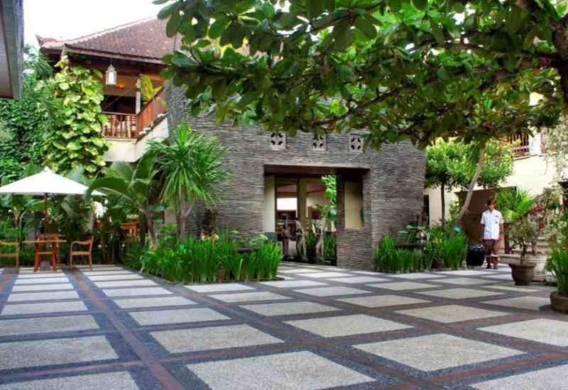 AlamKulKul Boutique Resort Bali - Garden