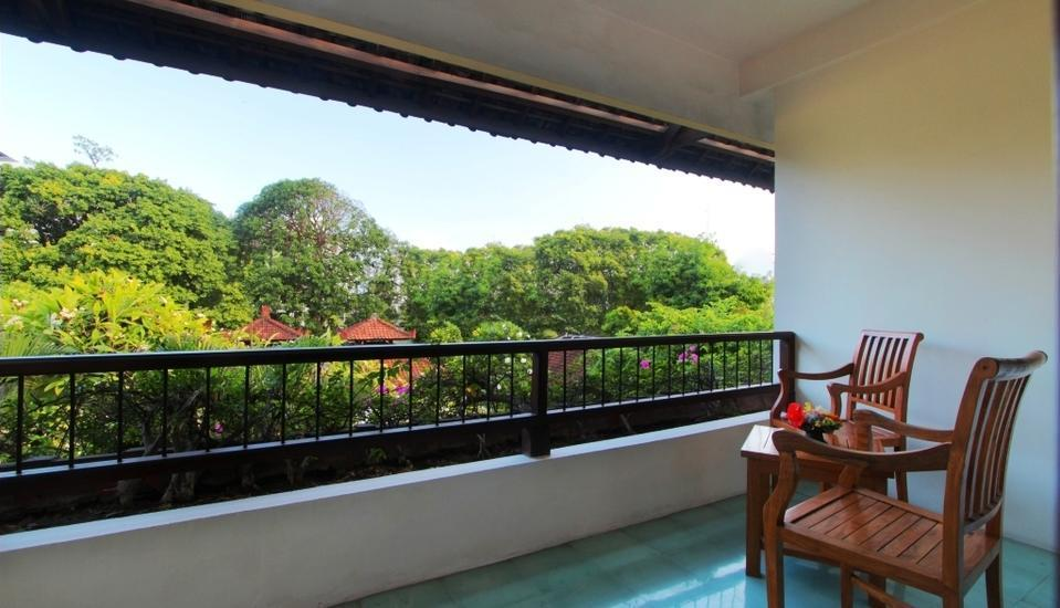 AlamKulKul Boutique Resort Bali - Alam Room Balcony