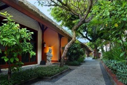 AlamKulKul Boutique Resort Bali - Area Hotel