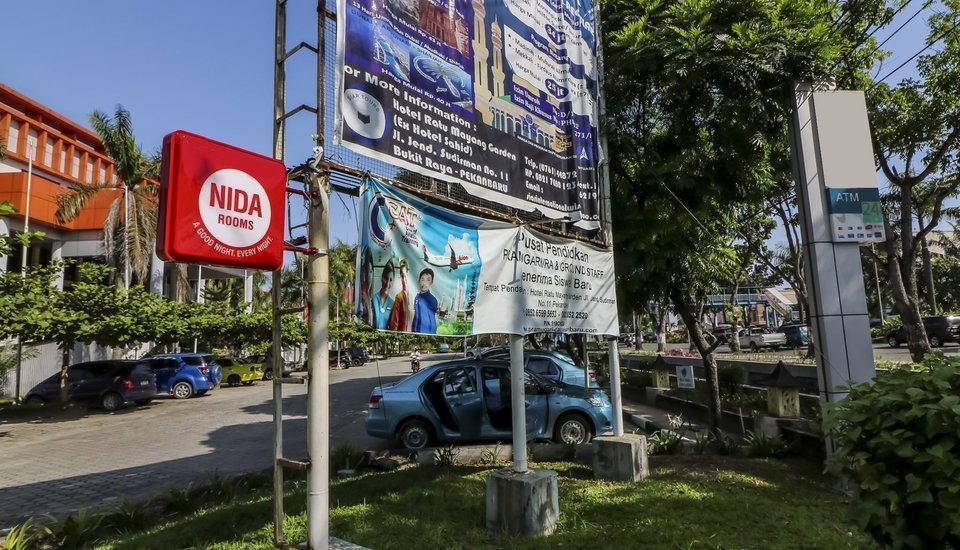 NIDA Rooms Purna MTQ Pekanbaru - Eksterior