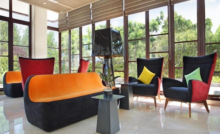 Grand Livio Kuta Hotel Bali - Lobi