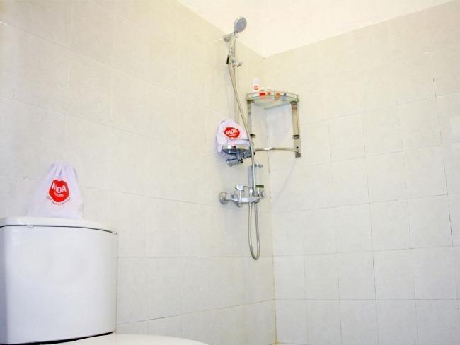 NIDA Rooms Borobodur 5 Mungkid - Kamar mandi