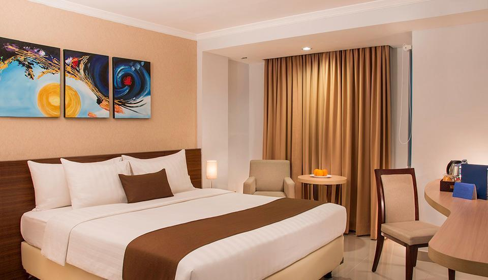 Bogor Valley Hotel - Superior Room With Breakfast-TWIN BED Regular Plan