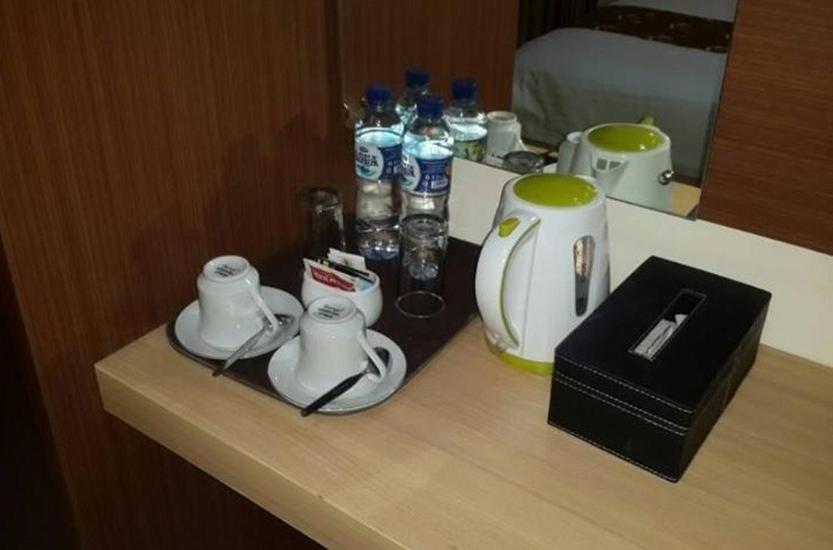 Teloe Lodge Kebumen Kebumen - Pembuat kopi dan teh