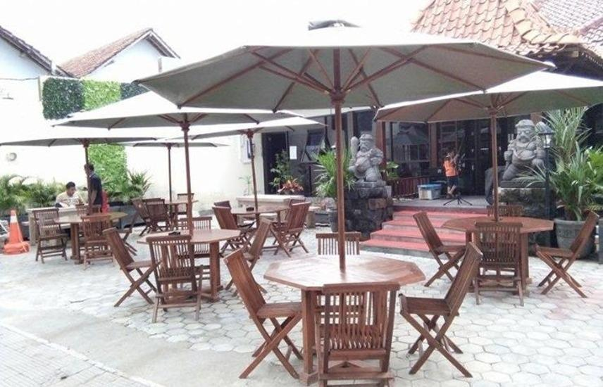 Teloe Lodge Kebumen Kebumen - Restoran