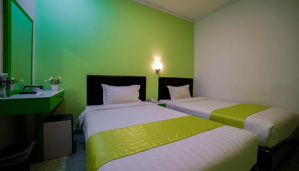 Greenland Hotel Batam Center Batam - Superior Tempat Tidur Twin
