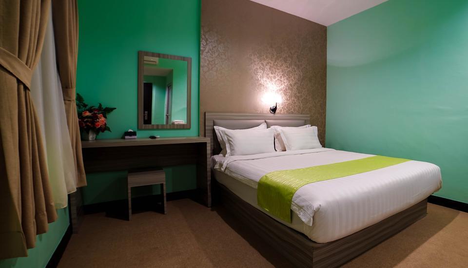 Greenland Hotel Batam Center Batam - Kamar Deluxe