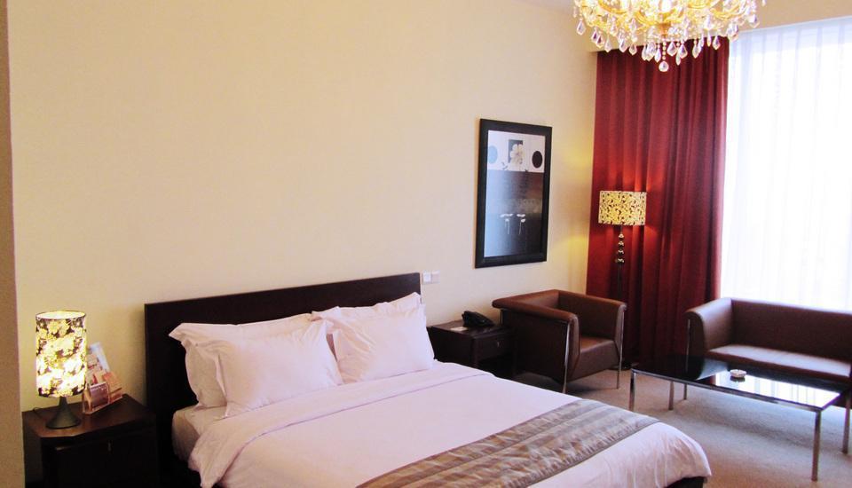 Merlynn Park Hotel Jakarta - Tifanny Suite