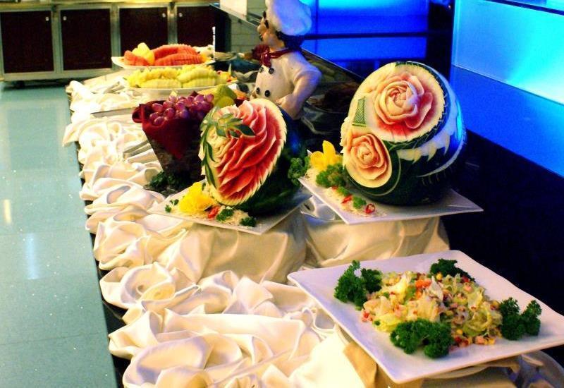 Merlynn Park Hotel Jakarta - Grand Central Restaurant