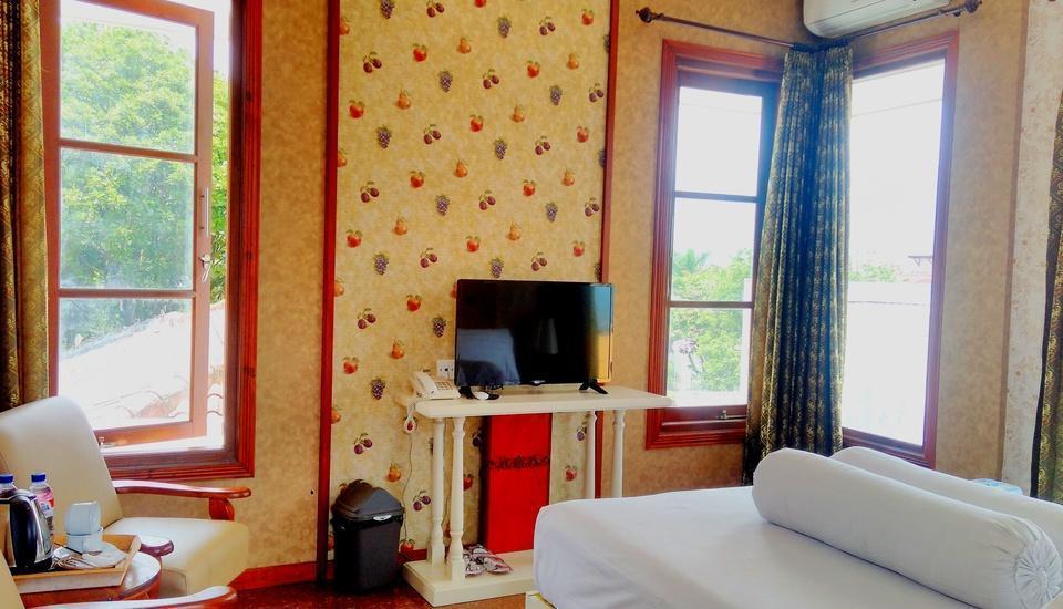 Villa Family Hotel Gradia Malang - Exclusive room