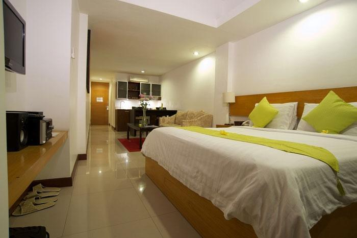Sunset Residence Condotel Bali - Studio Room