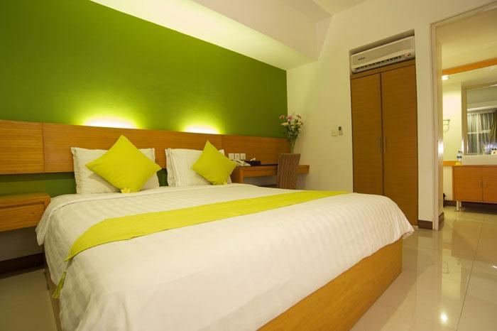 Sunset Residence Condotel Bali - Two Bedroom Unit Regular Plan