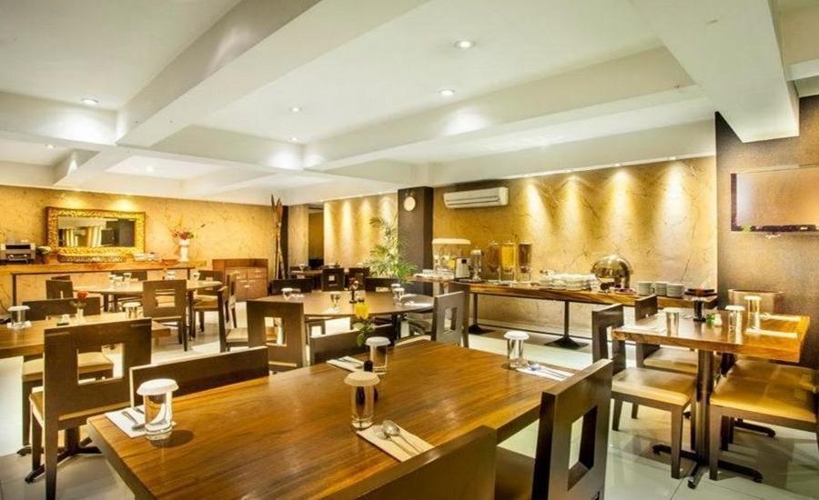 D'Batoe Hotel Bandung - Restoran