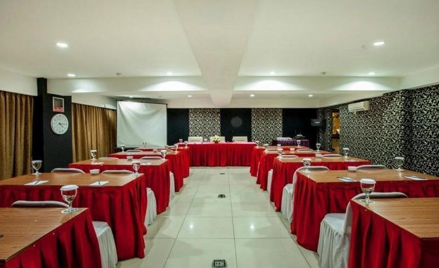 D'Batoe Boutique Hotel Bandung - Ruang Rapat