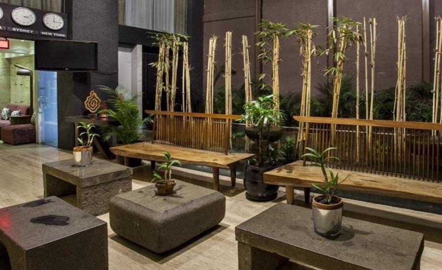 D'Batoe Hotel Bandung - Interior