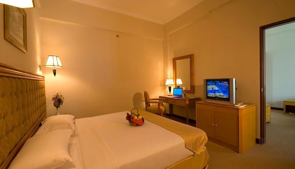 Harbourbay Amir Hotel Batam - Junior Suite Room HBA - MANTAP
