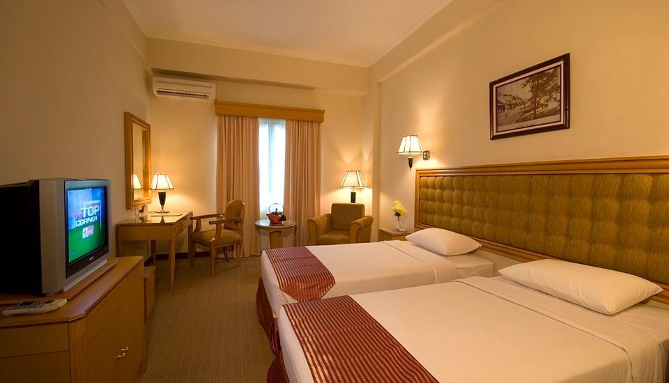 Harbourbay Amir Hotel Batam - Superior Room Regular Plan