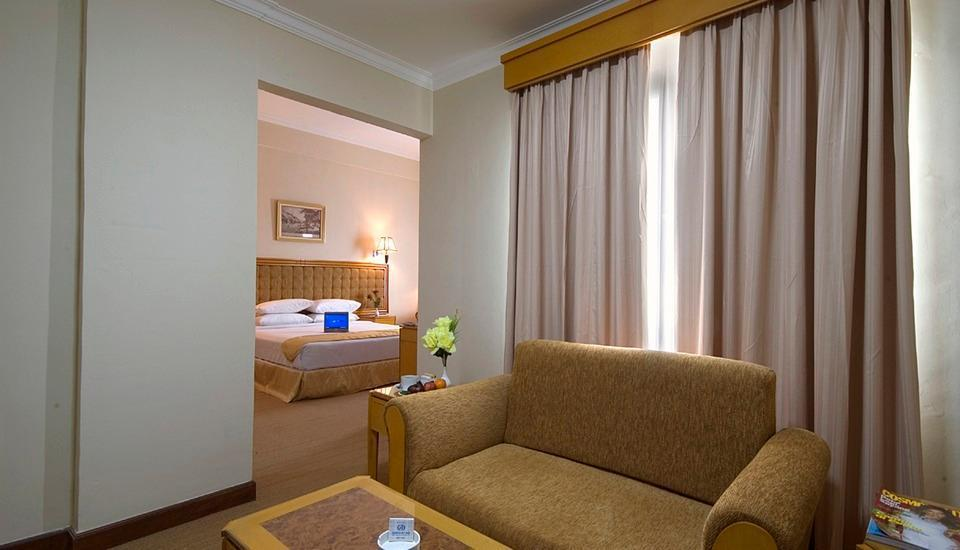 Harbourbay Amir Hotel Batam - Junior Suite Room Regular Plan
