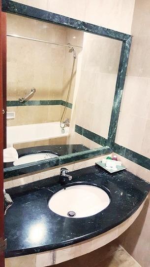 Harbourbay Amir Hotel Batam - Kamar Mandi