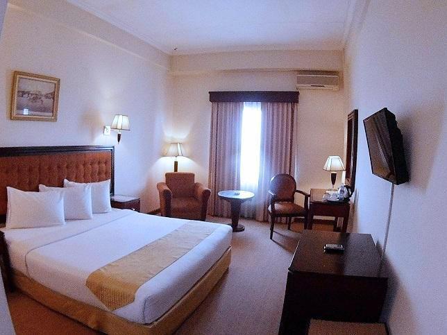 Harbourbay Amir Hotel Batam - Kamar Superior