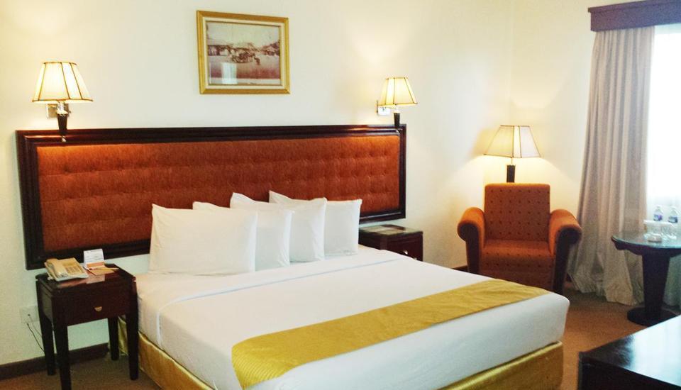 Harbourbay Amir Hotel Batam - Junior Suite Room Regular Plan