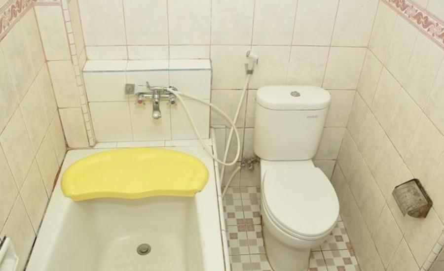 Hotel Andhika Samarinda - Kamar mandi